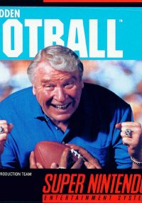 Обложка John Madden Football