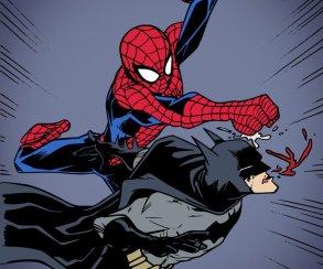Том Холланд считает, что Человек-паук победит Бэтмена