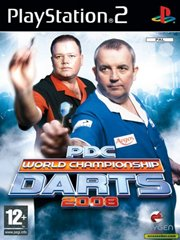 Обложка PDC World Championship Darts 2008