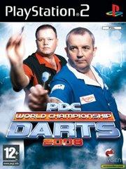 PDC World Championship Darts 2008 – фото обложки игры