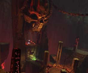 Карты для мультиплеера DOOM показали на видео
