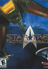 Обложка Star Trek: Tactical Assault