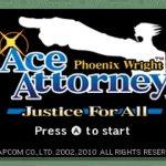 Скриншот Phoenix Wright: Ace Attorney - Justice for All – Изображение 49
