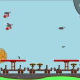 Скриншот Pigeons on a Train