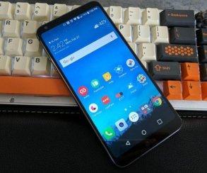 LG G6 – лучший смартфон для игры в «ножички»