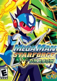 Обложка Mega Man Star Force: Dragon
