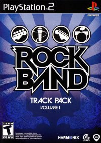 Обложка Rock Band: Track Pack - Volume 1