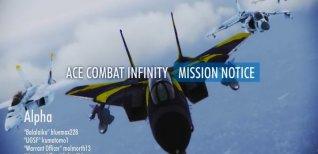 Ace Combat: Infinity. Видео #7