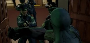 Batman: The Telltale Series. Релизный трейлер Episode 2: Children of Arkham