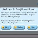 Скриншот Emoji Puzzle Panic