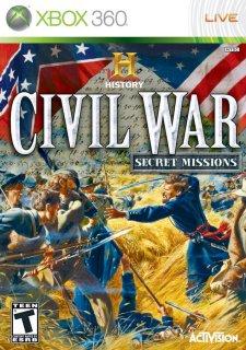 History Channel's Civil War: Secret Missions