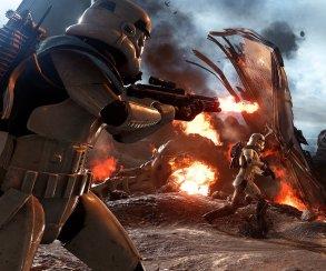 EA огласила дату начала ОБТ Star Wars Battlefront