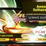 Скриншот Aladdin's Lamp Solitaire Deluxe - Las Vegas Card Game – Изображение 2