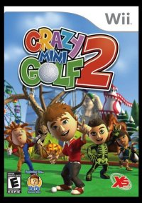 Обложка Crazy Mini Golf 2