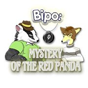 Bipo: The Mystery of the Red Panda – фото обложки игры