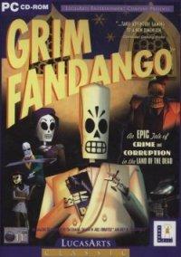 Обложка Grim Fandango