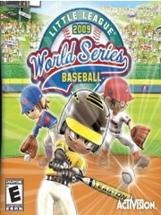 Обложка Little League World Series Baseball 2009
