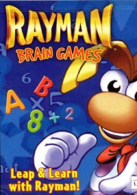 Обложка Rayman Brain Games