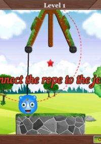 Обложка Happy Jelly Hanging Rope Game