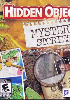 Hidden Objects: Mystery Stories