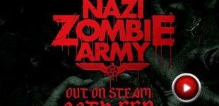 Sniper Elite: Nazi Zombie Army. Видео #2