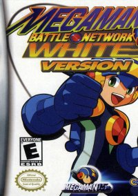 Mega Man Battle Network 3: White Version – фото обложки игры