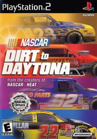 Обложка NASCAR: Dirt to Daytona