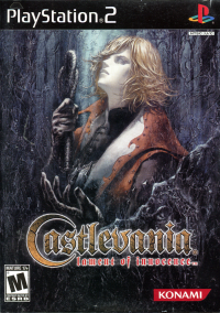 Обложка Castlevania: Lament of Innocence