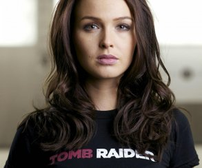 Ролик о создании Tomb Raider