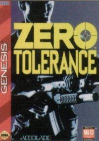 Обложка Zero Tolerance