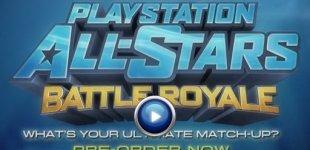 PlayStation All-Stars Battle Royale. Видео #5