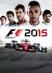 Обложка F1 2015