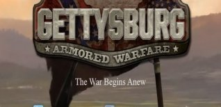 Gettysburg: Armored Warfare. Видео #1
