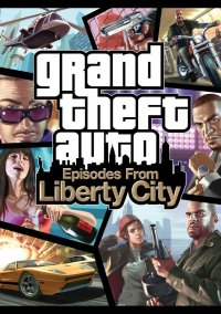 Обложка Grand Theft Auto IV - Episodes From Liberty City