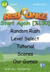 Обложка ReBounce: evolved breaking