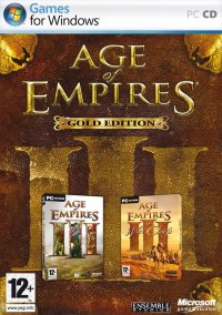 Обложка Age of Empires III: Gold Edition