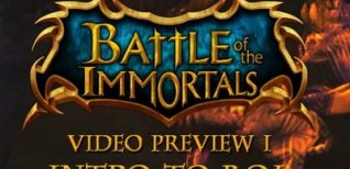 Battle of the Immortals. Видео #3