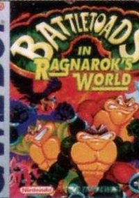 Обложка Battletoads in Ragnarok's World