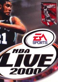Обложка NBA Live 2000