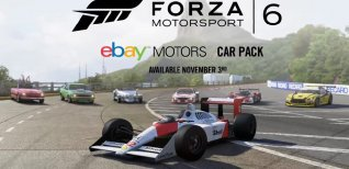 Forza Motorsport 6. Представление набора eBay Motors Car Pack