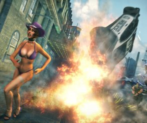 THQ отменила дополнение для Saints Row: The Third