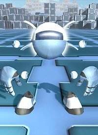 Обложка DYNABOT: The Robo Marble
