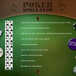 Скриншот Poker Simulator – Изображение 12