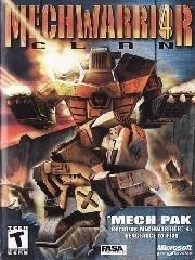 Обложка MechWarrior 4: Clan 'Mech Pak