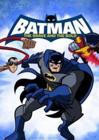 Обложка Batman: The Brave And The Bold