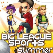 Обложка Big League Sports: Summer