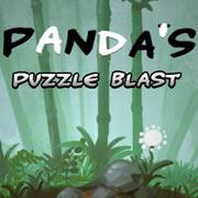 Обложка Panda's Puzzle Blast