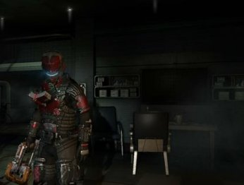 Прохождение Dead Space 2.  Психопат и темнота