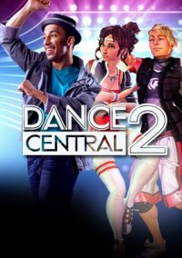 Обложка Dance Central 2