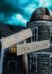 Обложка Hidden in Time: Looking-glass Lane